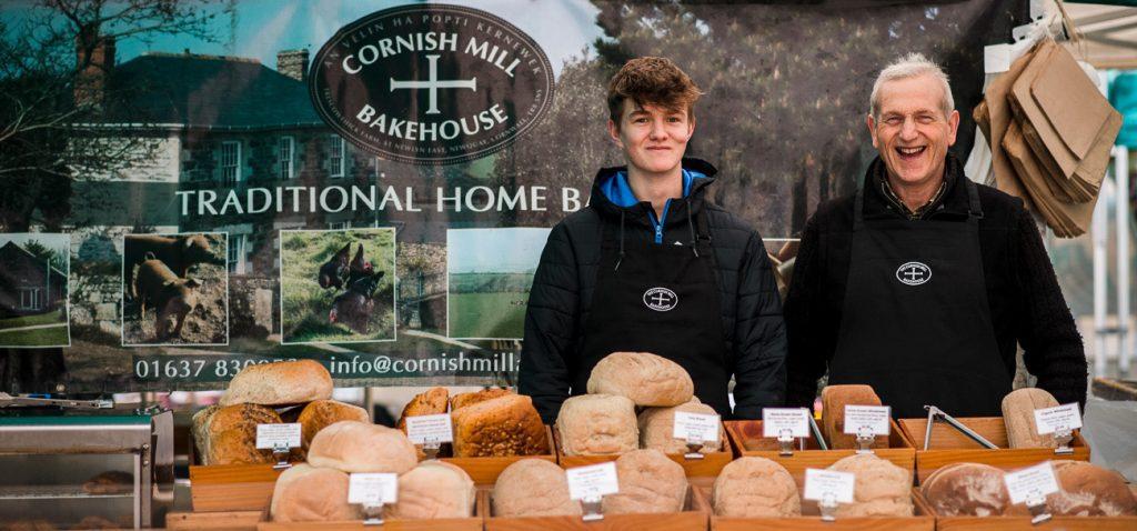 Cornish Mill and Bakehouse - Truro Farmers Market