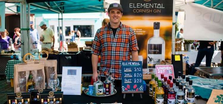 Elemental Cornish Gin