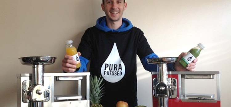 News from Pura Pressed