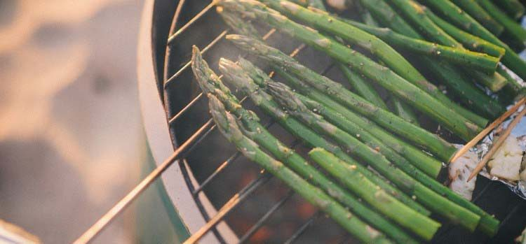 Early Spring Sunshine Sees Asparagus Return To Market