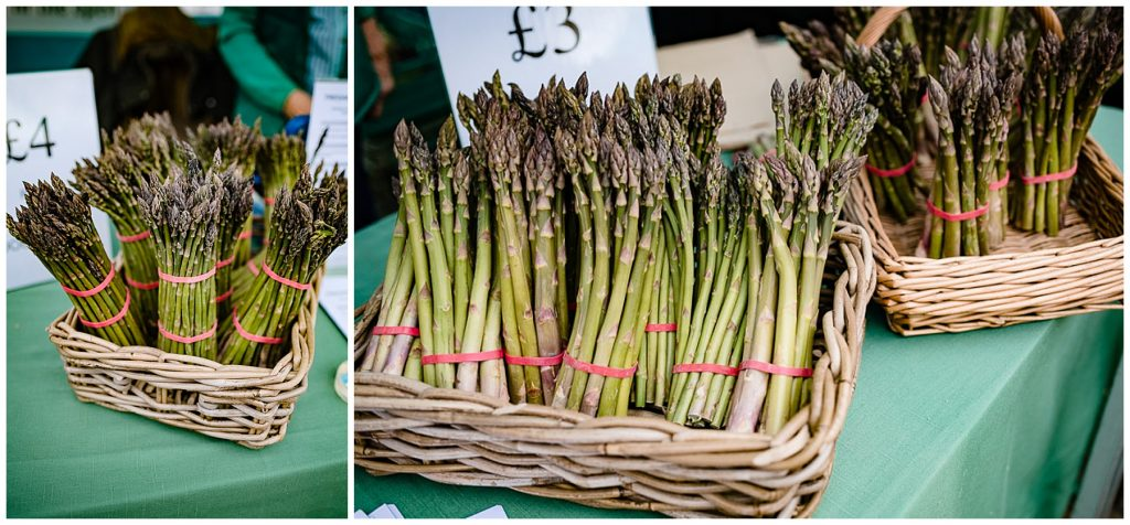 Local Cornish Asparagus