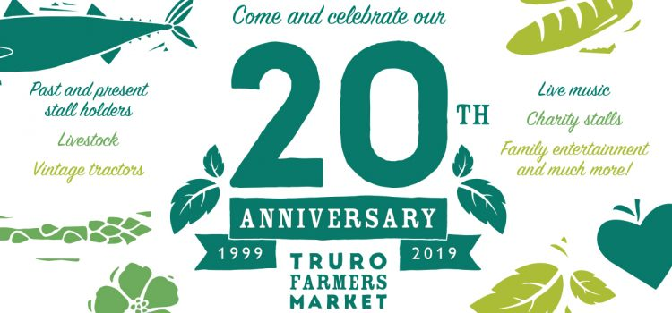 It's our 20th Anniversary this year!