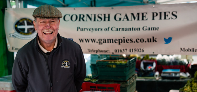 Cornish Game Pies