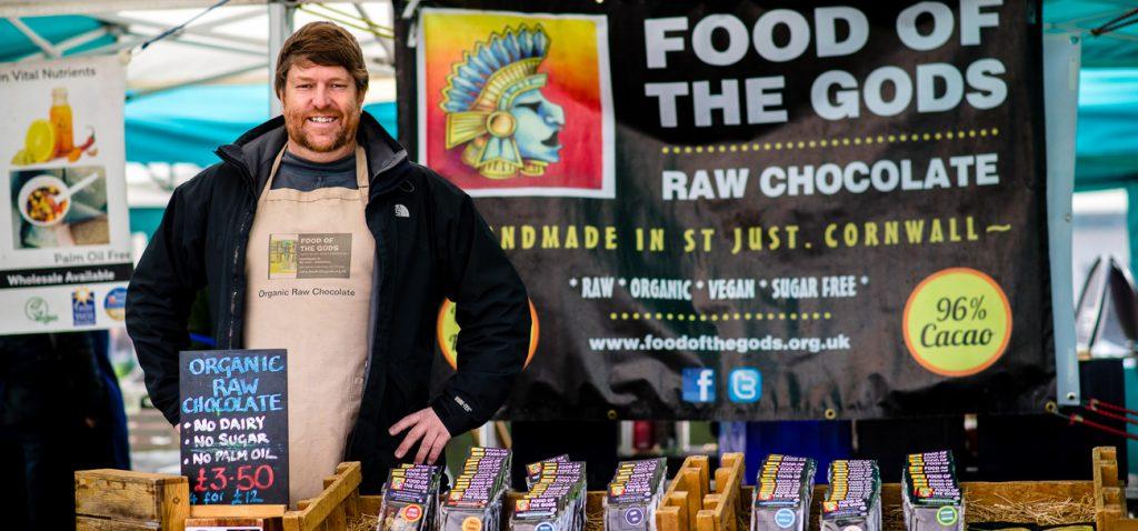Food of the Gods - Truro Farmers Market