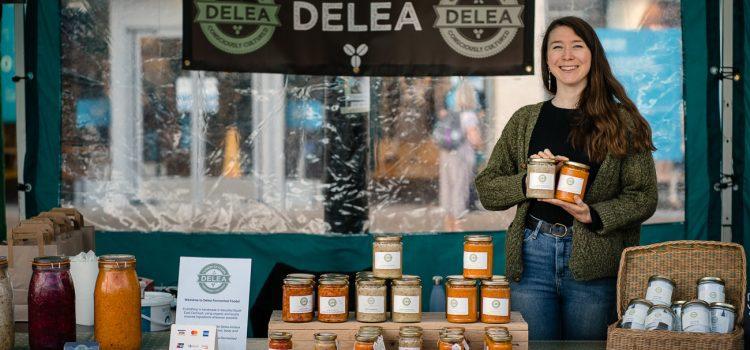 Delea Fermented Foods - Truro Farmers Market