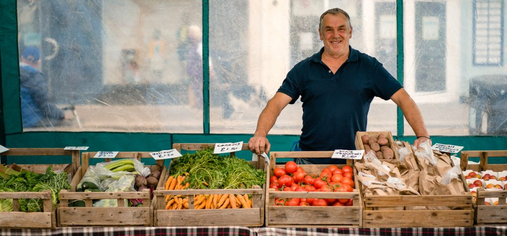 Halvasso Nursery - Truro Farmers Market