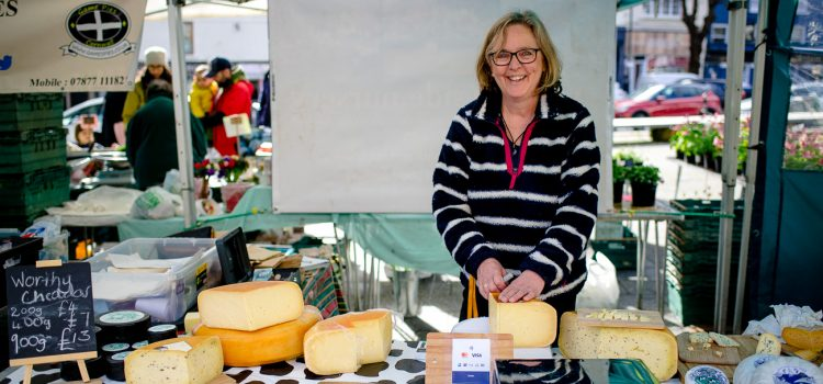 Tin Coast Cheese - Truro Farmers Market