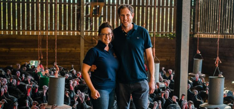 Meet The Producer: Treway Farm
